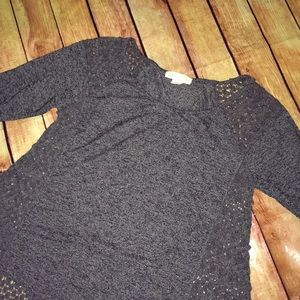 Staring at stars (anthropologie) sweater - small